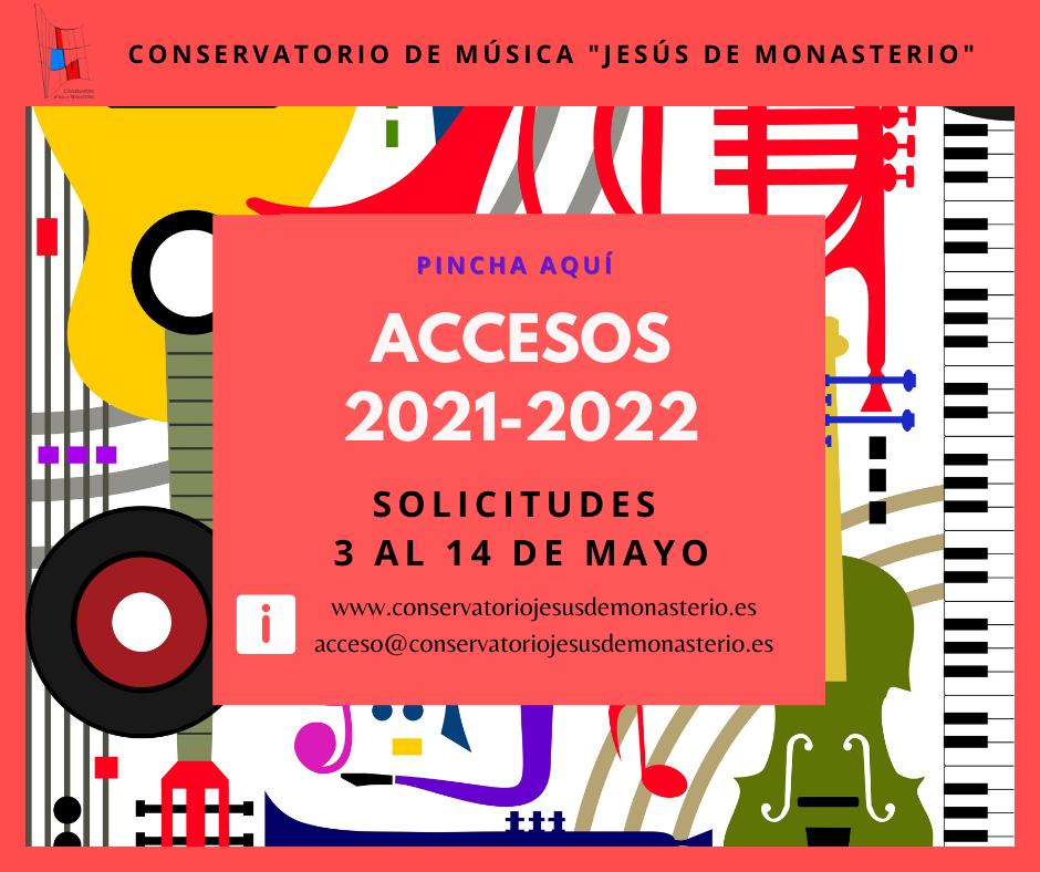 Cartel_Accesos_21-22