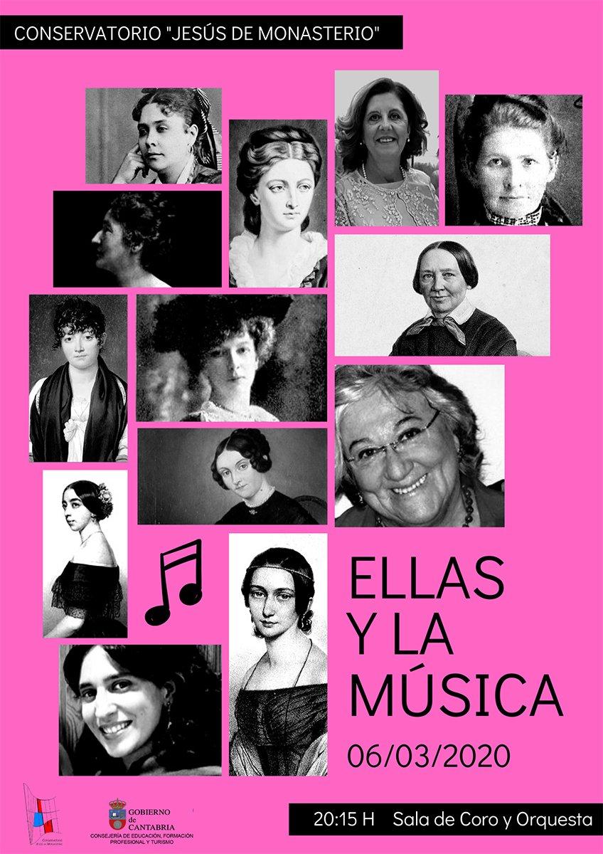 Concierto ELLAS Y LA MÚSICA