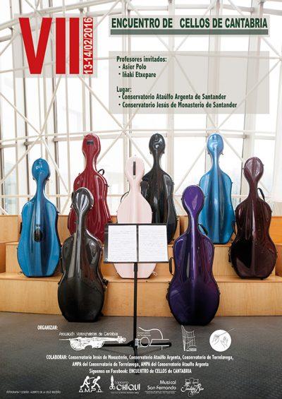 VII Encuentro de Cellos de Cantabria